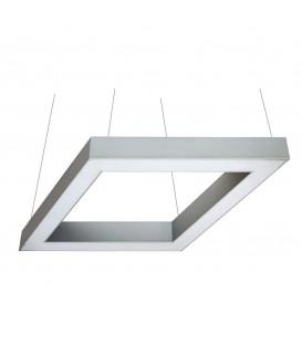 Светильник подвесной Orled Line Rhombus 60, светодиодный, 60 Вт. — Купить по низкой цене в интернет-магазине