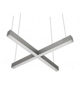 Светильник подвесной Orled Line Cross 85, светодиодный, 85 Вт. — Купить по низкой цене в интернет-магазине