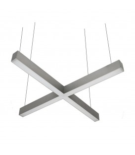 Светильник подвесной Orled Line Cross 120, светодиодный, 120 Вт. — Купить по низкой цене в интернет-магазине