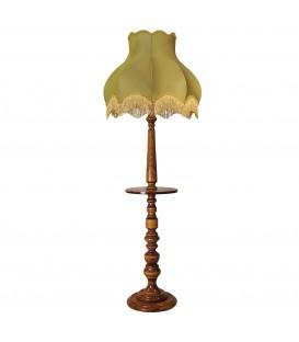 Торшер с деревянным столиком Neoretro ТБ06С.ПС12 — Купить по низкой цене в интернет-магазине