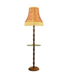 Торшер с деревянным столиком Neoretro ТБ11С.КЛ7+ — Купить по низкой цене в интернет-магазине