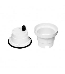 Грунтовый светильник Fumagalli CECI 120 2F1.000.000.AXG1L — Купить по низкой цене в интернет-магазине