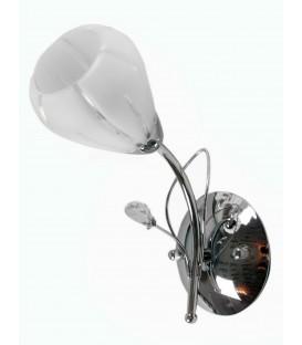 Настенный светильник (бра) Silver Light 203.44.1, хром