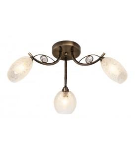 Потолочная люстра Silver Light 235.53.3, бронза — Купить по низкой цене в интернет-магазине