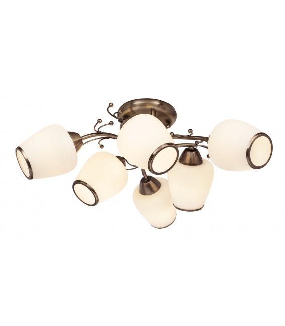 Потолочная люстра Silver Light 501.53.6, бронза — Купить по низкой цене в интернет-магазине