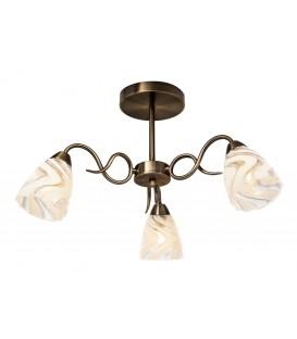Потолочная люстра Silver Light 503.53.3, бронза — Купить по низкой цене в интернет-магазине