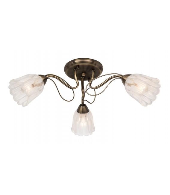 Потолочная люстра Silver Light 504.53.3, бронза — Купить по низкой цене в интернет-магазине