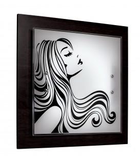 Настенно-потолочный светильник Silver Light Kiss 825.40.7, LED 20 Вт. — Купить по низкой цене в интернет-магазине