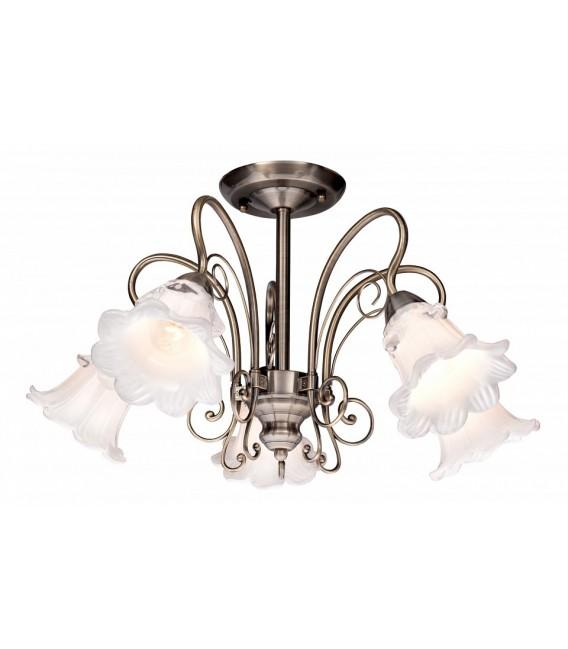 Потолочная люстра Silver Light Tenderness 510.53.5, бронза — Купить по низкой цене в интернет-магазине
