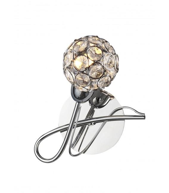 Настенный светильник (бра) Silver Light 217.44.2, хром — Купить по низкой цене в интернет-магазине