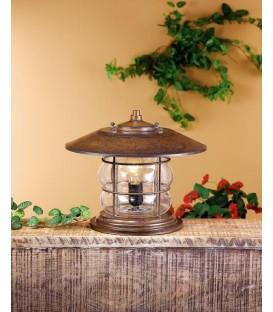 Настольный уличный фонарь Lustrarte Exterior 1015 — Купить по низкой цене в интернет-магазине