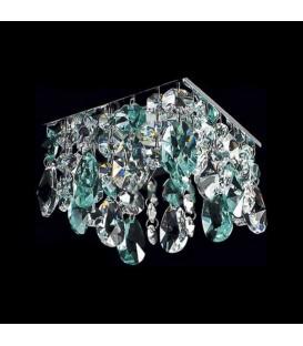 Точечный светильник Totci 30201-Br, цвет бронза, с хрусталём Asfour — Купить по низкой цене в интернет-магазине