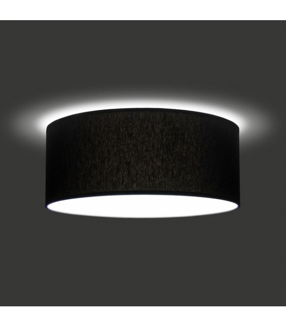 Светильник потолочный Zenn Drum C350 Tex, тканевый рассеиватель — Купить по низкой цене в интернет-магазине