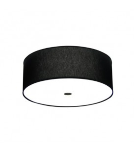 Светильник потолочный Zenn Drum C450 Tex, тканевый рассеиватель — Купить по низкой цене в интернет-магазине