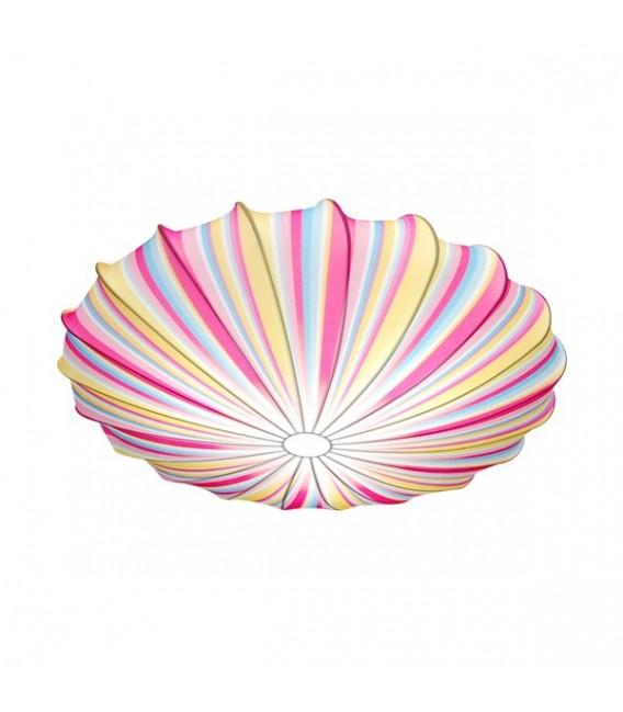 Светильник потолочный Zenn Sun C620 Color, тканевый рассеиватель — Купить по низкой цене в интернет-магазине