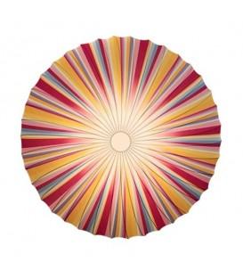 Светильник потолочный Zenn Sun C1220 Color, тканевый рассеиватель — Купить по низкой цене в интернет-магазине