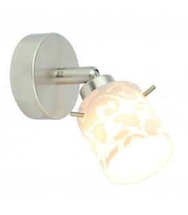 Точечный светильник (спот) Silver Light Orchid 304.45.1, матовый хром — Купить по низкой цене в интернет-магазине