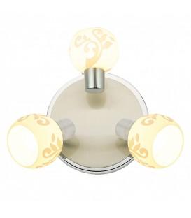 Точечный светильник (спот) Silver Light Flora 307.37.3, матовый хром/хром — Купить по низкой цене в интернет-магазине
