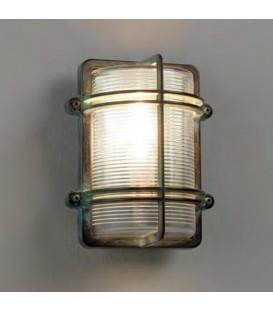 Настенный уличный фонарь Lustrarte Exterior 1902