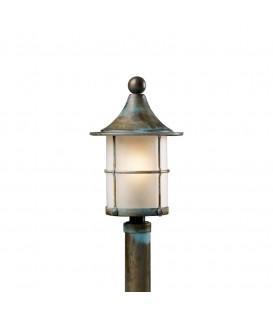 Наземный уличный фонарь Lustrarte Exterior 1606