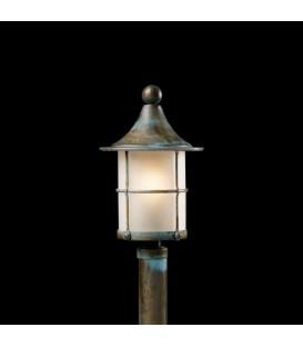 Наземный уличный фонарь Lustrarte Exterior 1606 — Купить по низкой цене в интернет-магазине
