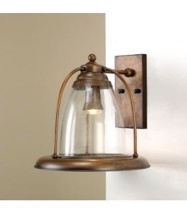 Настенный уличный фонарь Lustrarte Exterior 1500