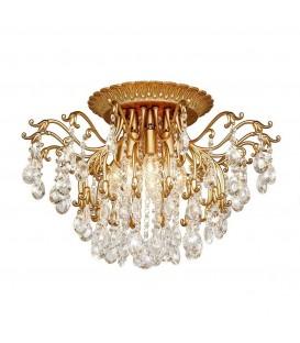 Потолочная люстра Silver Light Clare 734.58.8, матовое золото