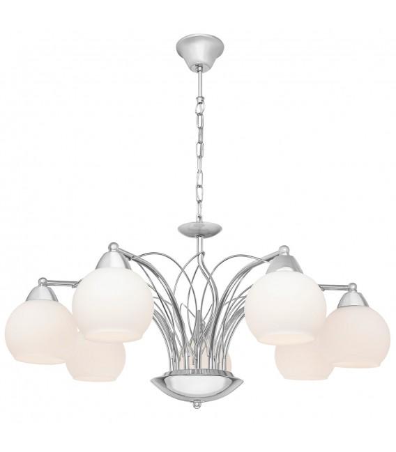 Подвесная люстра Silver Light Adele 138.54.7, хром — Купить по низкой цене в интернет-магазине