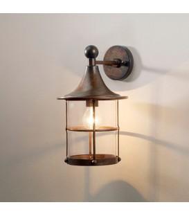 Настенный уличный фонарь Lustrarte Exterior 1600