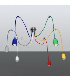 Светильник подвесной Zenn Kids S 1-14