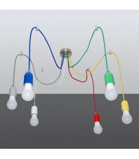 Светильник подвесной Zenn Kids S 1-14 — Купить по низкой цене в интернет-магазине