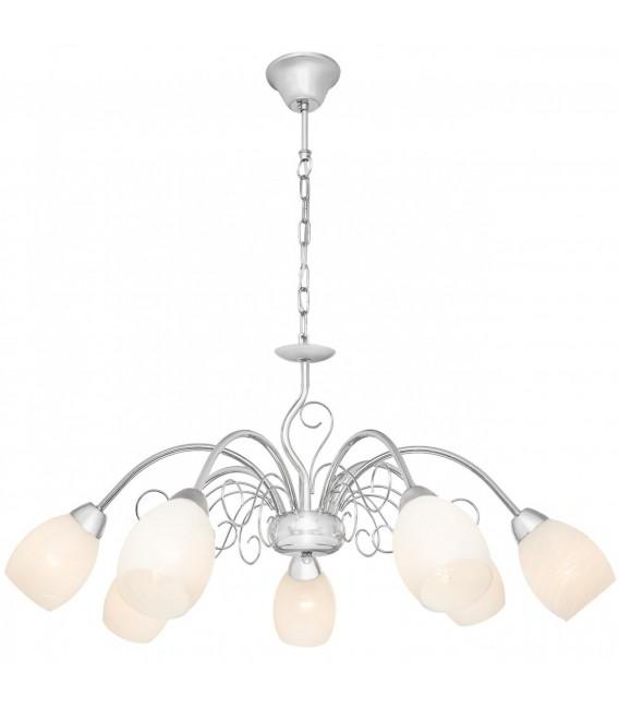 Подвесная люстра Silver Light Aimi 139.54.7, хром — Купить по низкой цене в интернет-магазине