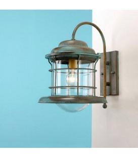 Настенный уличный фонарь Lustrarte Exterior 1401