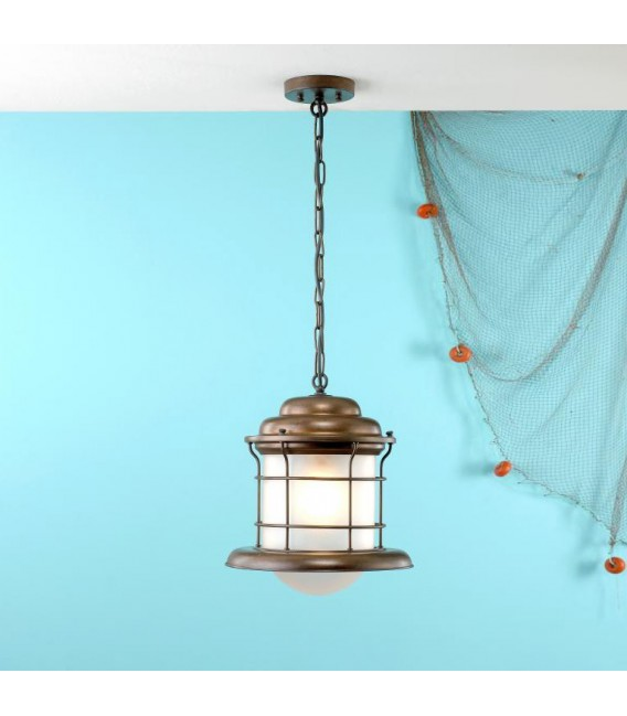 Подвесной уличный фонарь Lustrarte Exterior 1403 — Купить по низкой цене в интернет-магазине