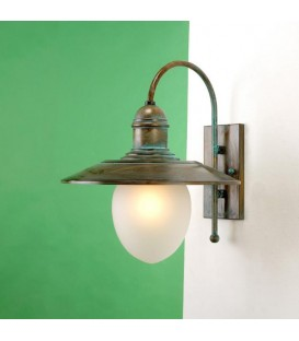 Настенный уличный фонарь Lustrarte Exterior 1101 — Купить по низкой цене в интернет-магазине