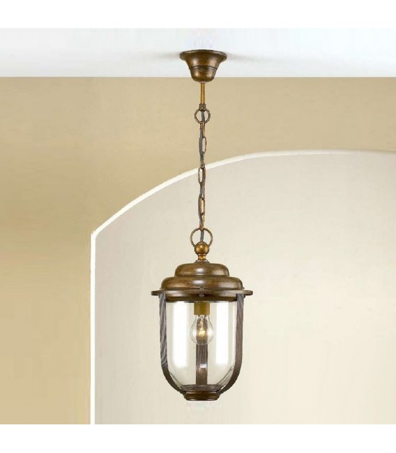 Подвесной уличный фонарь Lustrarte Exterior 1093 — Купить по низкой цене в интернет-магазине