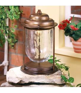 Уличный фонарь для забора Lustrarte Exterior 1035 — Купить по низкой цене в интернет-магазине